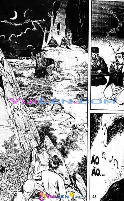 TruyenHay.Com - Ảnh 26 - Tiếu Ngạo Giang Hồ Chapter 22