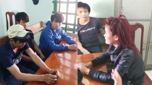 """Đối tượng """"ném đá xe khách Thuận Tiến Gia Lai"""" cuối cùng đã ra trình diện"""