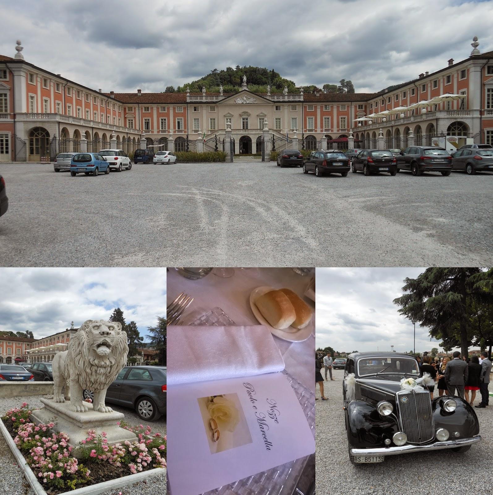 Eniwhere Fashion Matrimonio Villa Fenaroli