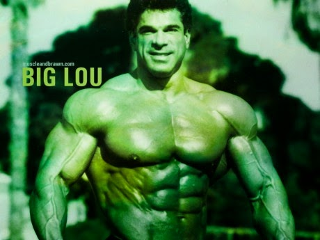 lou_ferrigno as hulk