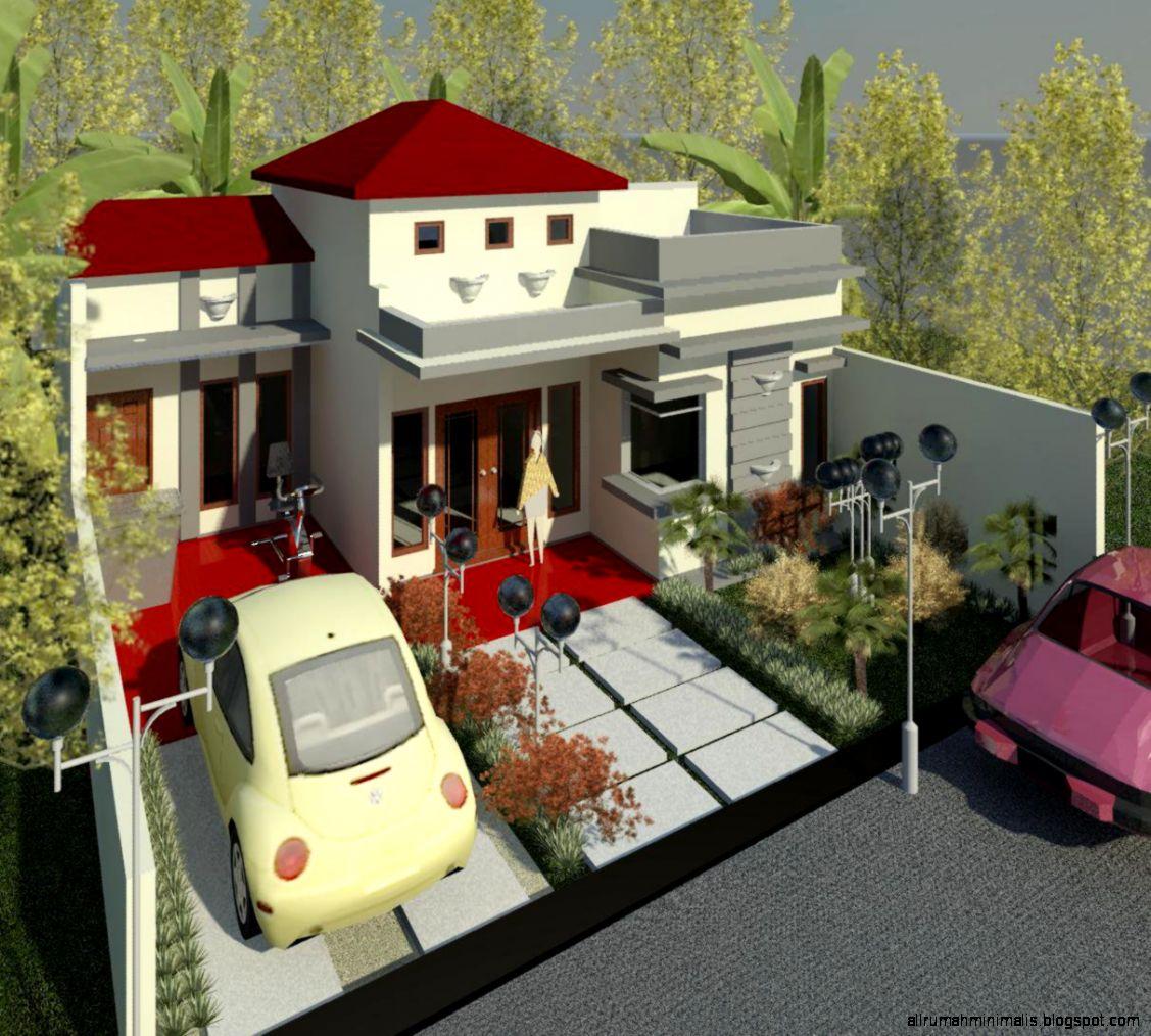 desain rumah minimalis 2 lantai type 90 desain type 90 lantai 1