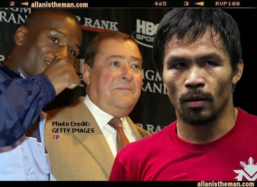 Bob Arum's Blueprint To Make Manny Pacquiao vs. Floyd Mayweather Jr.