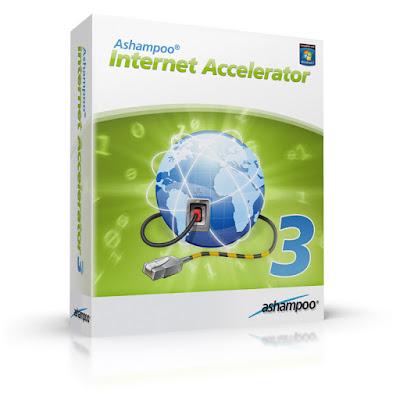 تحميل Ashampoo Internet Accelerator 3.20 برنامج تسريع الانترنت