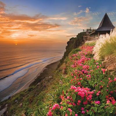 Playas Paradisiacas en las Villas de Khayangan, Bali.