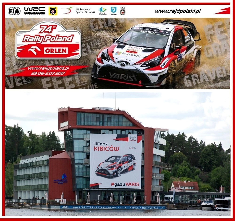 Orlen 74th Rally Poland by BK RK