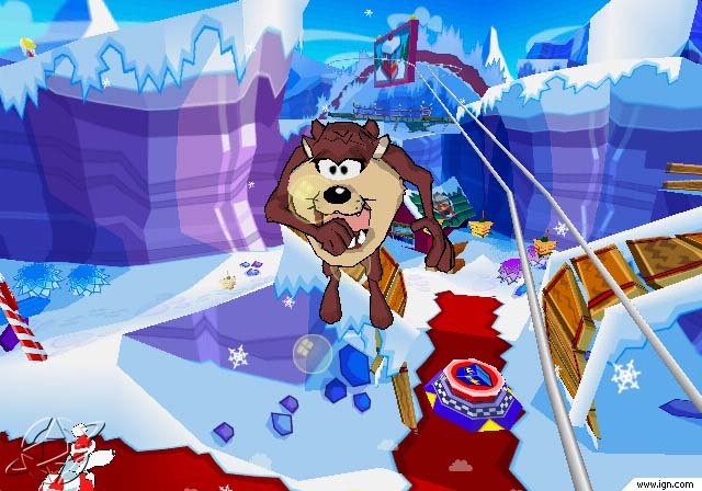 Download Taz Wanted Game Full Version For Free