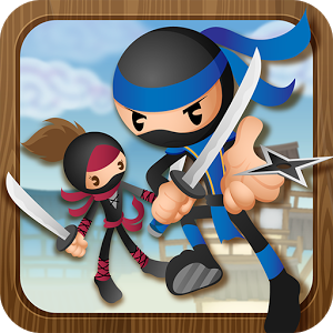 Stickman Rooftop Ninja Run apk