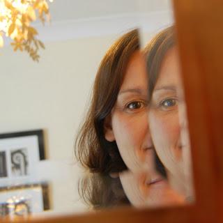 self portrait Five Go Blogging