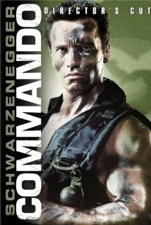 Commando - Get My Popcorn Now !!