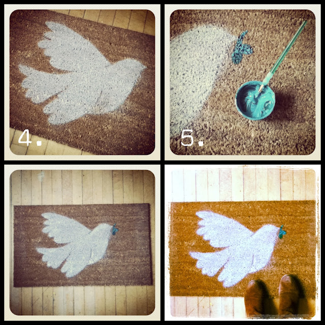 Peace Dove Craft