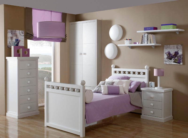 Habitaciones infantiles Madrid