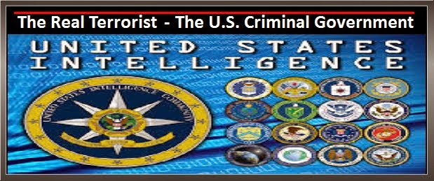 Thursday, Sept 11, 2014 - [[[[[[ U.S. Government 'Directly Involved' In Terror Plots ]]]]]