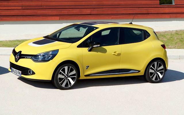 Renault Clio 2014 Europa