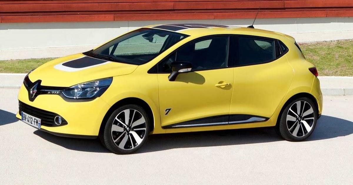 Novo Renault Clio IV estará em Buenos Aires