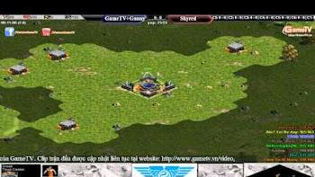 4 vs 4 | GameTV + Gunny vs Skyred ( 20-3-2015 ) BLV Tuấn Tiền Tỉ