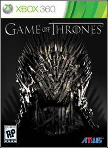 Download Jogo Game of Thrones Xbox 360 NTSC