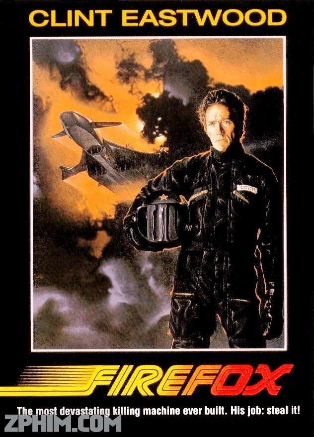 Cáo Lửa - Firefox (1982) Poster