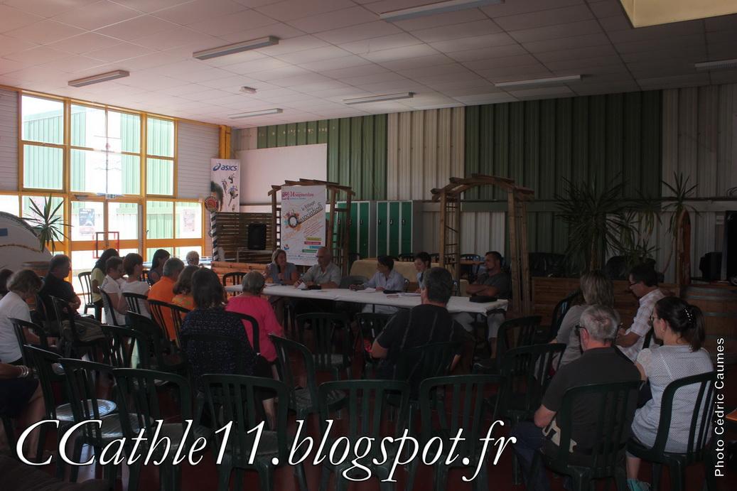 L 39 athl 11 vu par c dric village des associations de carcassonne 2013 mon r sum - La table ronde carcassonne ...