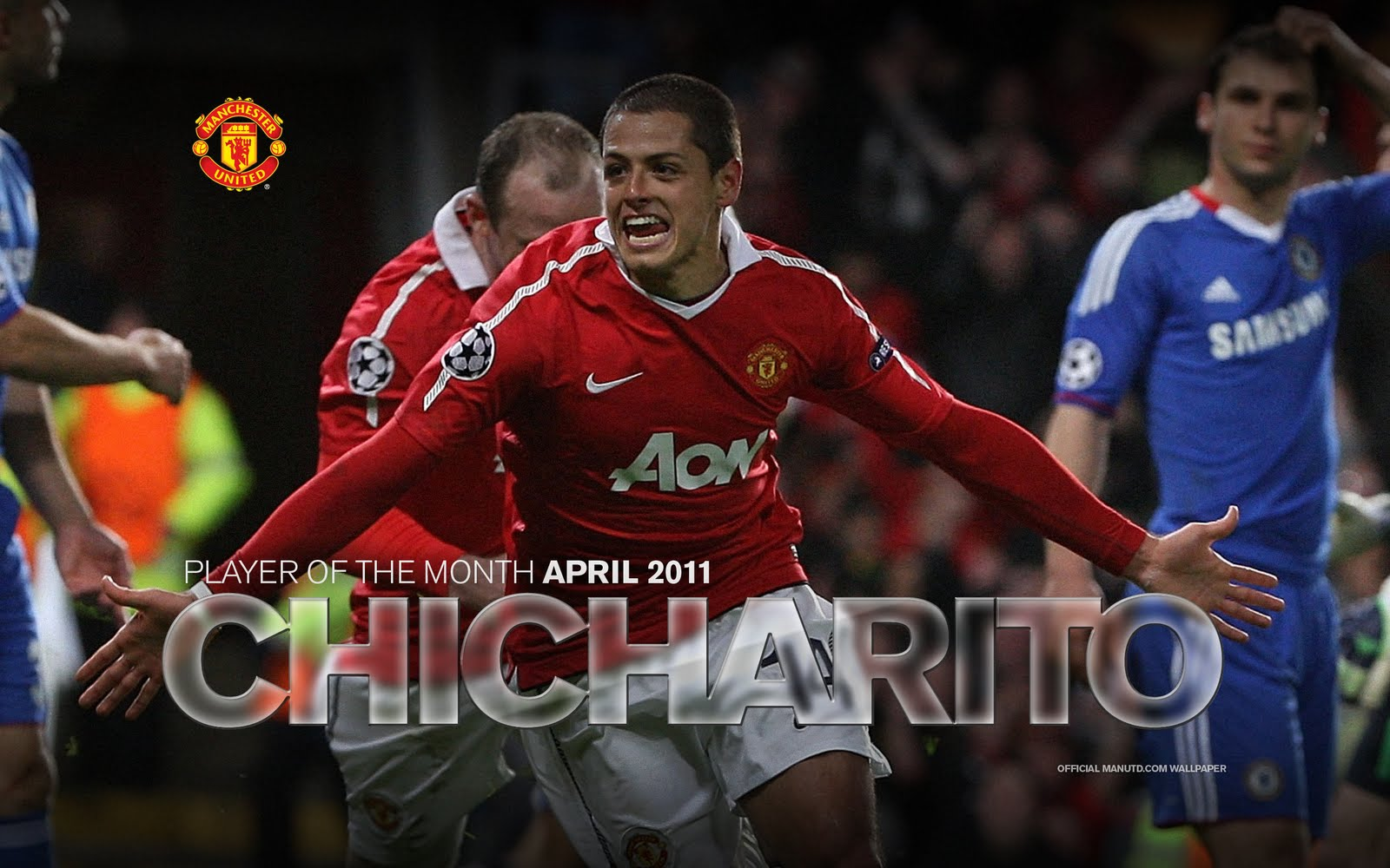 Manchester United Wallpaper Android Phone: Javier
