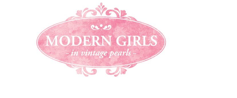 Modern Girls in Vintage Pearls