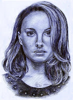 Ballpoint Pen Portraits2
