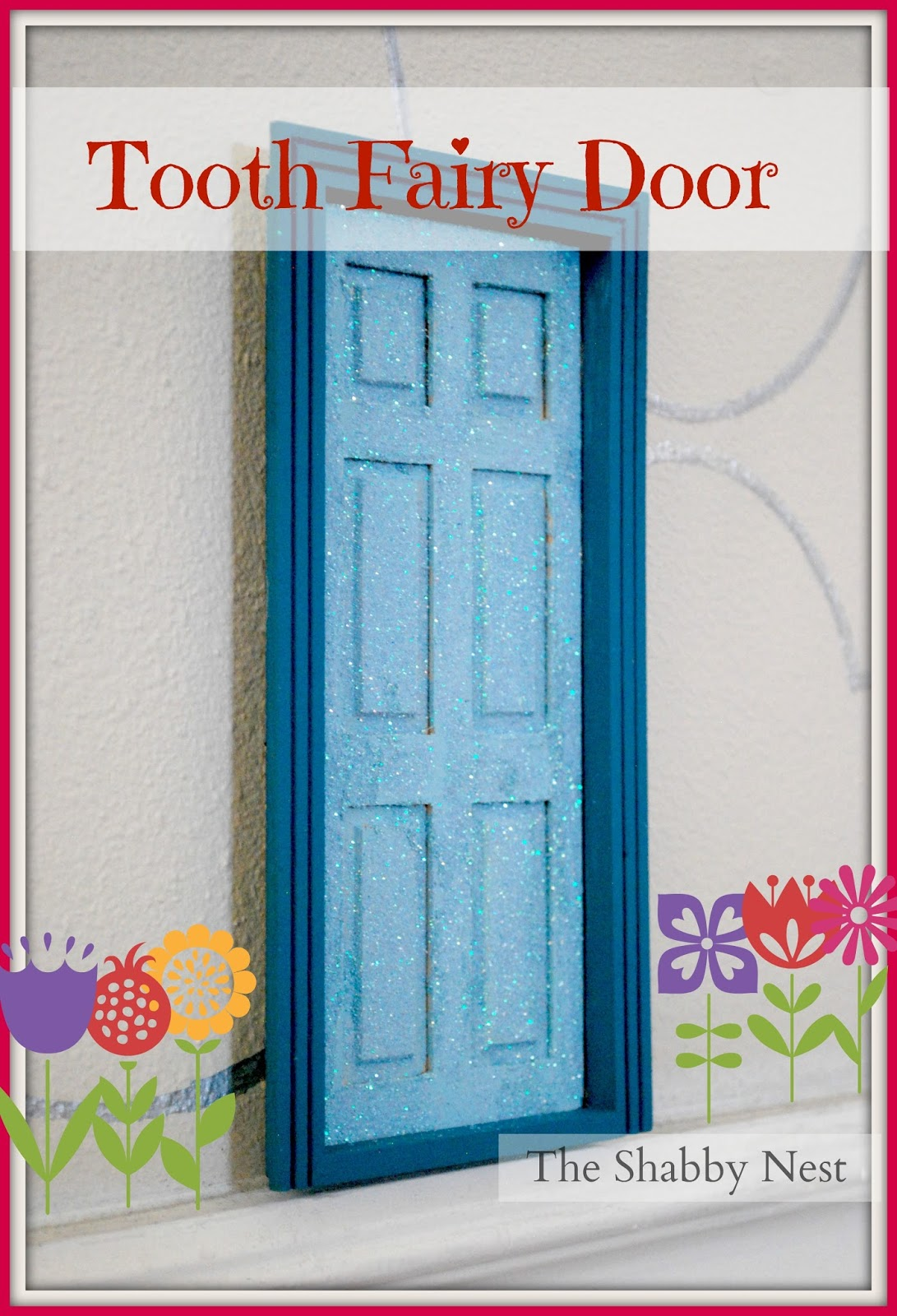 Tooth Fairy Door Wendy Hyde Lifestyle