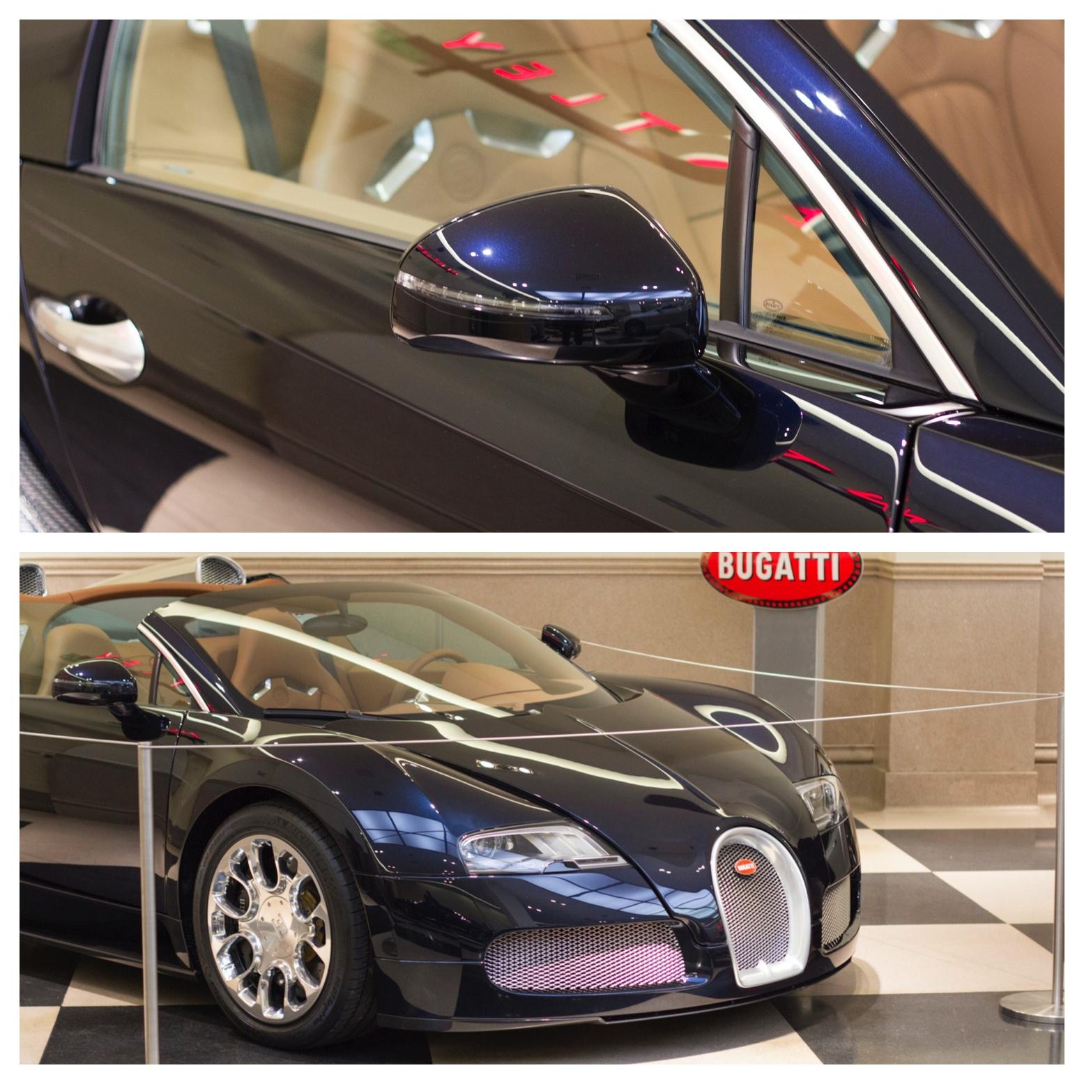 Last Orders for Bugatti Veyron