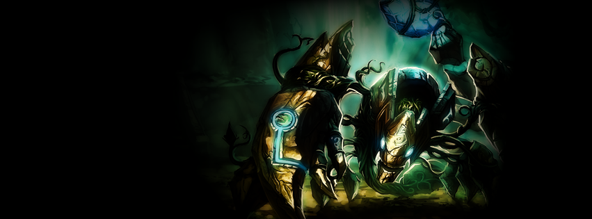 Skarner League of Legends Facebook Cover PHotos