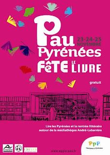 Pau-Pyrénées fête le livre 2012