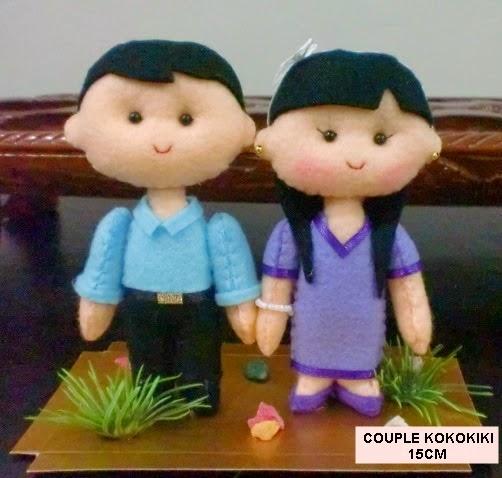 Boneka wisuda profesi pilot dokter polisi tentara tni petugas pegawai jual murah kabowi couple lucu unik keluarga
