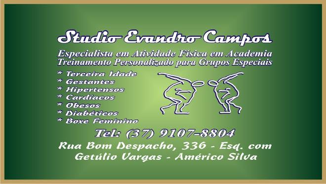 Studio Evandro Campos em Lagoa da Prata