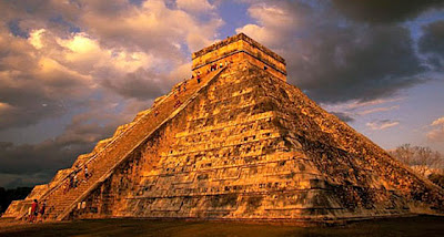 Foto Templo Maya