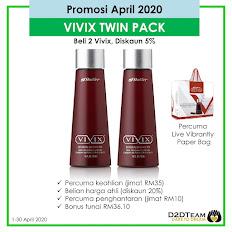 Promosi April 2