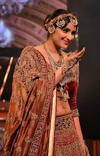 Pareinneti Chopra on Ramp Yash Raj Birthday Anniversary Celebration 2013