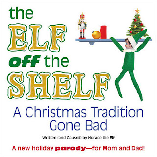 Elf off the Shelf book