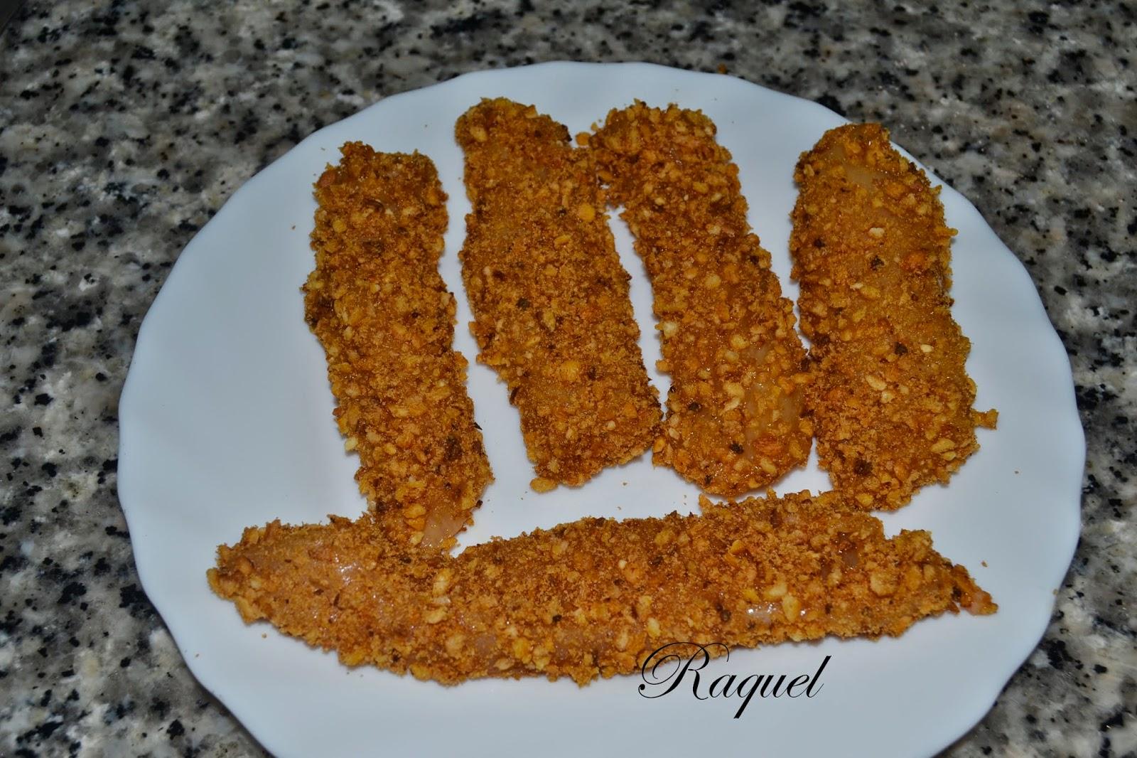 Nuggets De Pollo Con Maíz