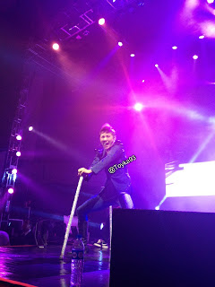 [PHOTOS] 120906 Junsu - XIA 1st World Tour in Mexico T8
