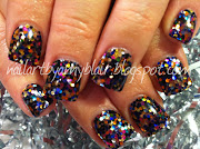 NEW YEARS NAILS! 2012