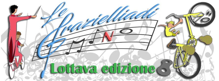 Grazielliadi 2016 - 9 ottobre - Milano Parco Lambro