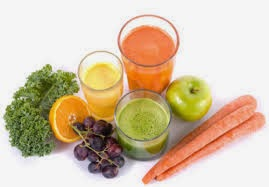 Vegetables & Juices