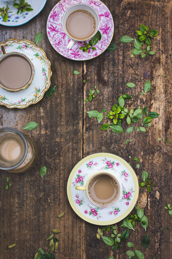 Nik's masala chai is going to be my new routine, one that I plan to ...