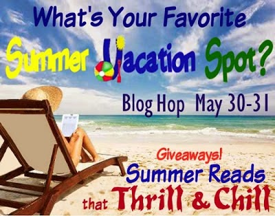 Favorite Summer Vacation Spot Blog Hop