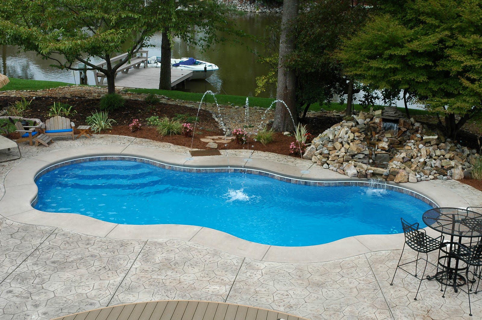 Start Off The New Year With A Viking Pool Viking Pools Offers So Many