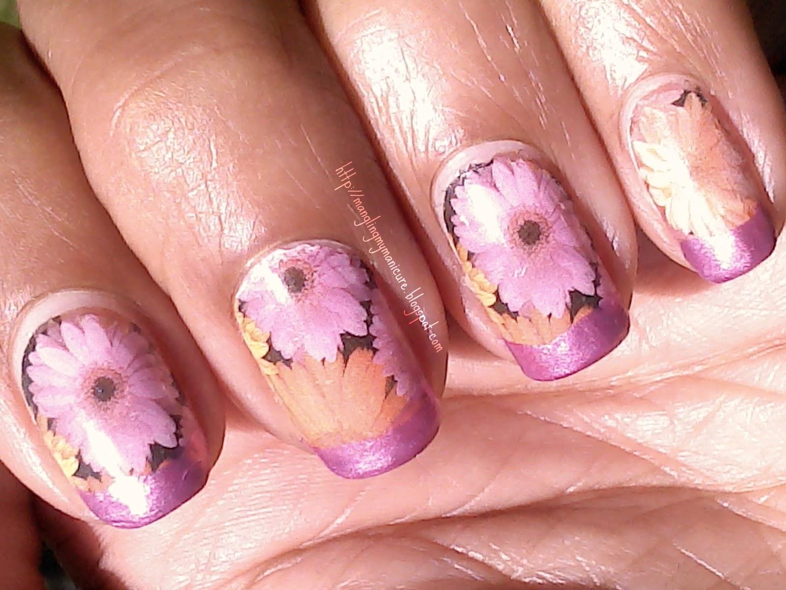 Mangling my Manicure: June 2012