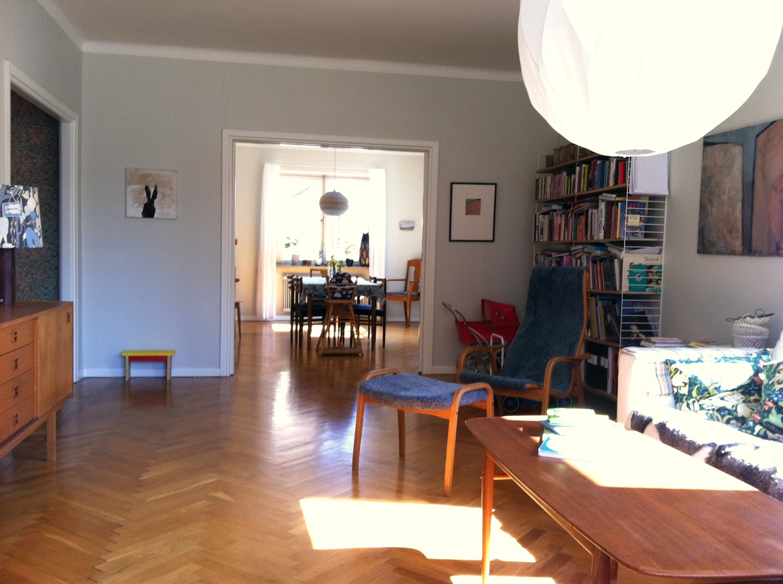 Ulrika Olsson: Vardagsrummet - check!