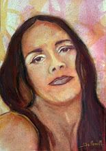 """ritratto di """"_g"""", pittura"""