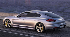 PORSCHE PANAMERA EXECUTIVE