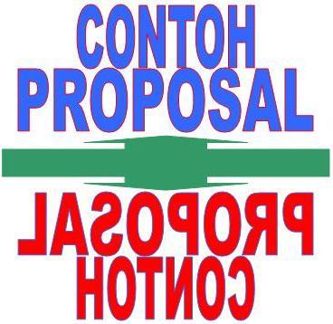 Contoh Proposal Penelitian - Kompasiana