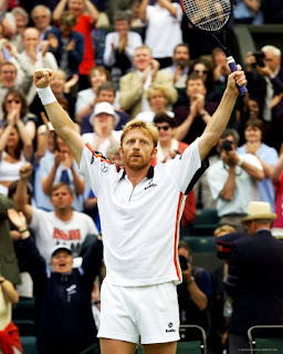 ... do Boris Becker