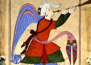malaikat israfil meniup sangkakala